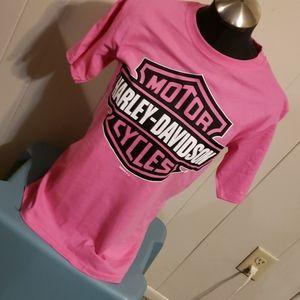 Nwot small harley davidson t- shirt